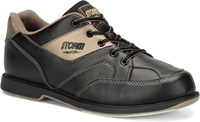 Storm Mens Taren Black/Bronze Right Hand Bowling Shoes