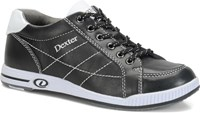 Dexter Womens Deanna Plus Black/White Right Hand Bowling Shoes