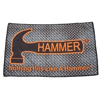 Hammer Dye-Subliminated Microfiber Towel