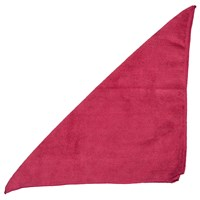 Ebonite Economy Microfiber Towel Burgundy