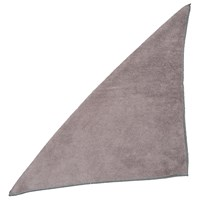 Ebonite Economy Microfiber Towel Grey