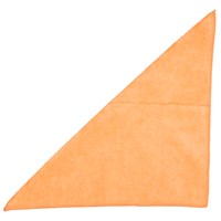 Ebonite Economy Microfiber Towel Orange