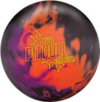 DV8 Pitbull Growl Bowling Balls