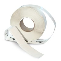 "Brunswick Bowler Tape 3/4"" White 250 Roll"
