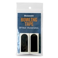 "Brunswick 3/4"" Black Tape 30 Piece"