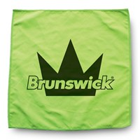 Brunswick Micro-Suede Towel Lime Green