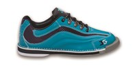 3G Womens Sport Ultra Teal/Purple Right Hand Bowling Shoes
