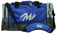 Motiv Shock Double Tote Blue Bowling Bags