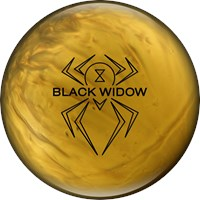 Hammer Black Widow Gold Bowling Balls