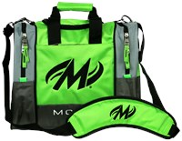 Motiv Shock Single Tote Lime Bowling Bags
