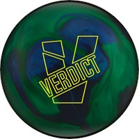 Ebonite Verdict Bowling Balls