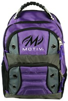 Motiv Intrepid Backpack Purple Bowling Bags