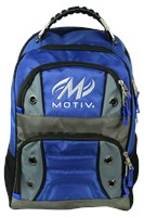 Motiv Intrepid Backpack Blue Bowling Bags