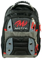 Motiv Intrepid Backpack Black Bowling Bags