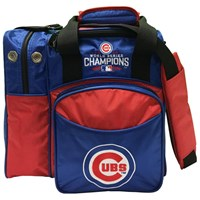 KR Strikeforce MLB Single Tote Chicago Cubs World Series Champs Bowling Bags