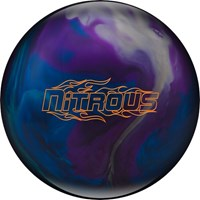 Columbia Nitrous Blue/Purple/Silver X-OUT Bowling Balls
