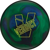 Ebonite Verdict X-OUT Bowling Balls