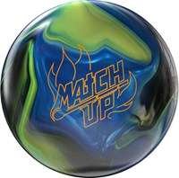 Storm Match Up Hybrid Black/Yellow/Royal Bowling Balls