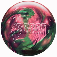 900Global Christmas Boost Red/Green Pearl Bowling Balls