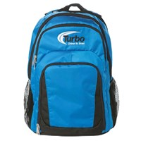 Turbo Smart Backpack Electric Blue/White Bowling Bags