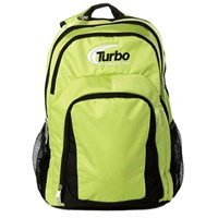 Turbo Smart Backpack Lime/Black Bowling Bags