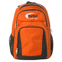 Turbo Smart Backpack Orange/Black Bowling Bags