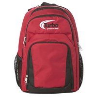 Turbo Smart Backpack Red/Black Bowling Bags