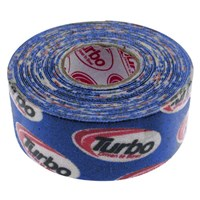 "Turbo Driven To Bowl 1"" Fitting Tape Blue Roll"