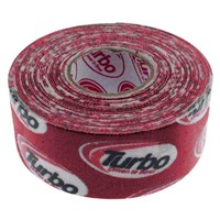 "Turbo Driven To Bowl 1"" Fitting Tape Red Roll"