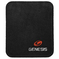Genesis Pure Pad Buffalo Leather Ball Wipe Black