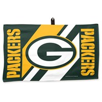 Master NFL Towel Green Bay Packers 14X24""
