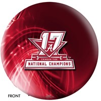 OnTheBallBowling 2017 NCAA National Champions Alabama Ball Bowling Balls