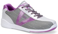 Dexter Womens Vicky Silver/Grey/Purple- ALMOST NEW Bowling Shoes