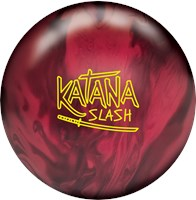 Radical Katana Slash Bowling Balls