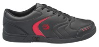 BSI Mens #550 Black/Red Bowling Shoes