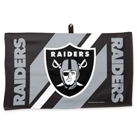 Master NFL Towel Raiders 14X24""