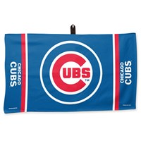 Master MLB Towel Chicago Cubs 14X24""
