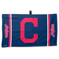 Master MLB Towel Cleveland Indians 14X24""