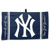 Master MLB Towel New York Yankees 14X24""