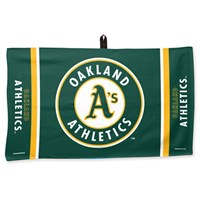 Master MLB Towel Oakland Athletics 14X24""