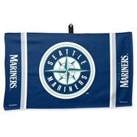 Master MLB Towel Seattle Mariners 14X24""