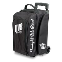 DV8 Freestyle Double Roller Black-ALMOST NEW Bowling Bags