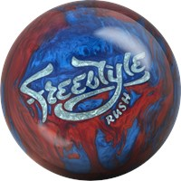 Motiv Freestyle Rush Blue/Red Bowling Balls