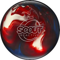 Columbia Scout/R Red/White/Blue Bowling Balls