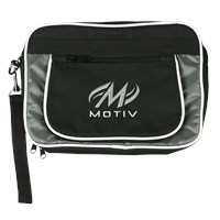 Motiv Accessory Bag Black/Silver Bowling Bags
