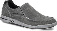 Dexter Mens Kam Charcoal Grey Bowling Shoes