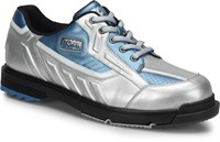 Storm Mens SP3 Silver/Blue Bowling Shoes