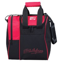KR Strikeforce Rook Single Tote Red Bowling Bags