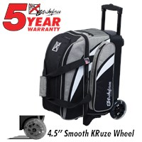 KR Strikeforce Cruiser Double Roller Stone Bowling Bags