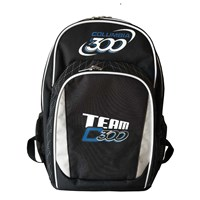 Columbia Team Columbia Backpack Black/Silver Bowling Bags